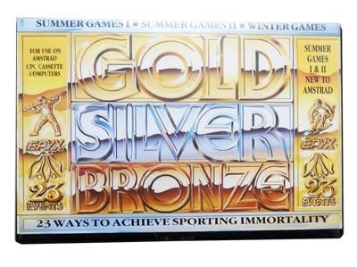 Gold silver bronze epyx