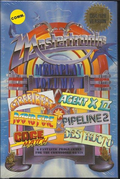 Mastertronic – Megaplay volumen 1