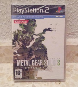 Metal Gear Solid-3