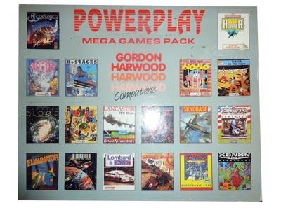 Powerplay – mega games pack