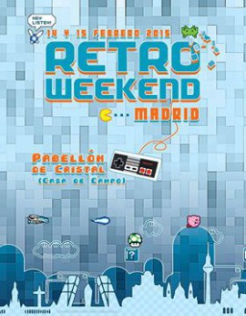 Retro Weekend Madrid 2015