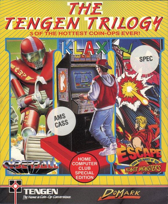 The Tengen Trilogy
