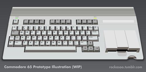 Commodore C65