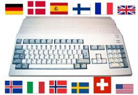 Keyboard Amiga 500