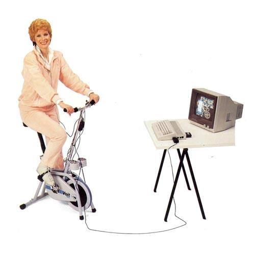 Bicicleta bodylink commodore