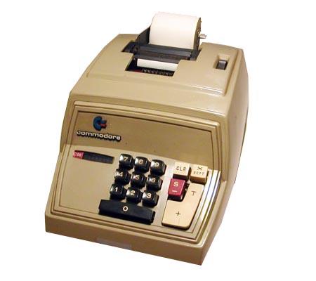 Commodore 208