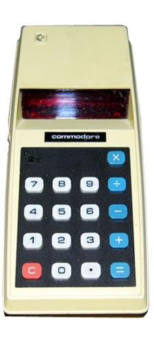Commodore 774D