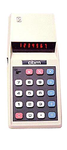 Commodore CBM 776M