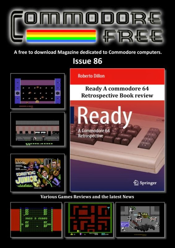 Commodore Free issue 86