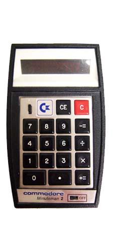 Commodore MM2