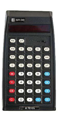 Commodore SR36