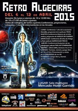 RETRO ALGECIRAS 2015