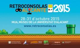 Retroconsolas Alicante 2015