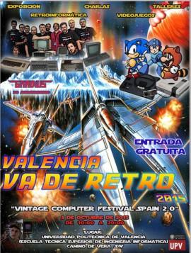 Valencia va de retro 2015