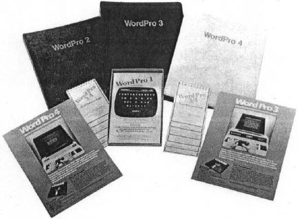 WordPro Plus originales