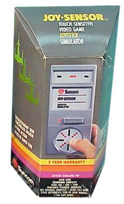Caja Joy-sensor