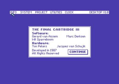 The Final Cartridge III - 1