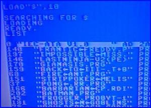 disco duro  c64