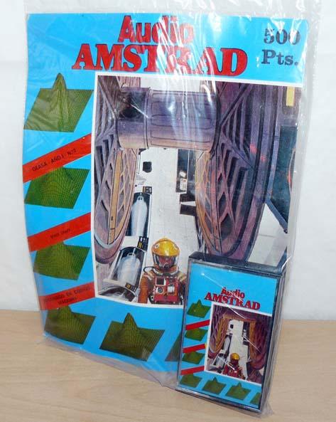 Audio Amstrad