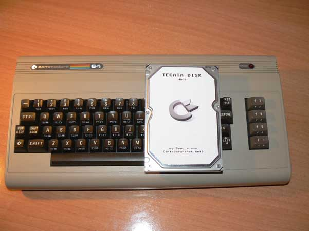 COMMODORE IECATA -5