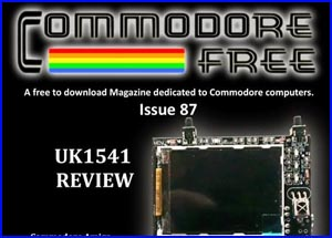 Commodore free magazine issue 87