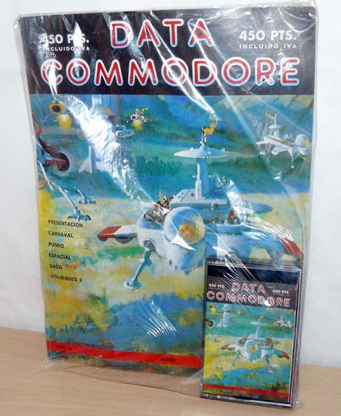 Data Commodore