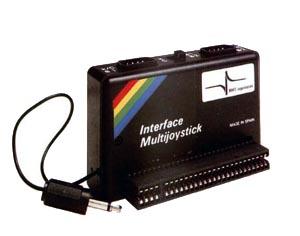 Interface Multijoystick MHT