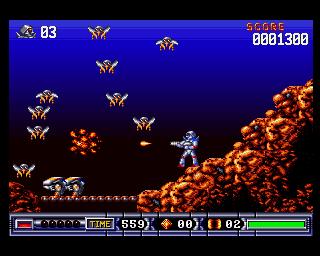 Turrican II – Amiga – 2