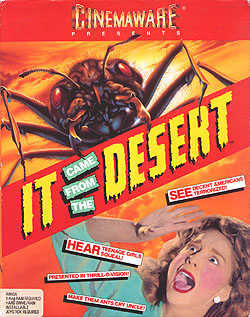 itcamefromthedesert