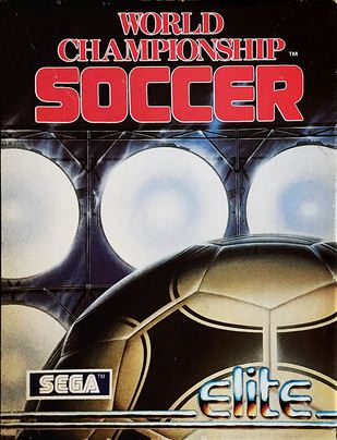 portada World Championship Soccer