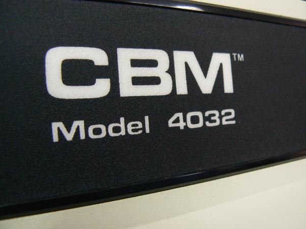 CBM 4032 – frontal1