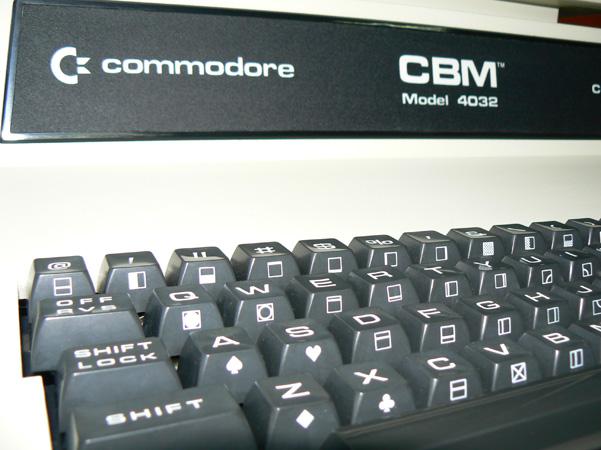 CBM 4032 – frontal3