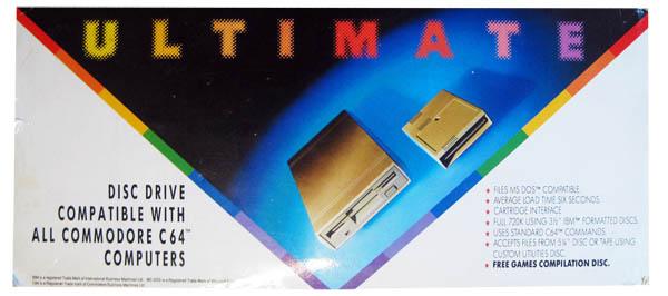 Caja ultimate drive - DD-001