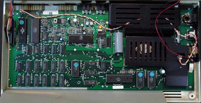 Commodore VIC-20 - Mainboard