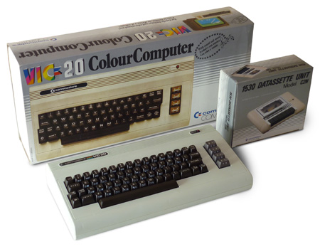 Commodore_VIC20 Conn caja