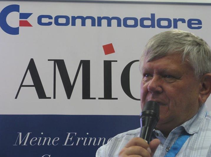 Petro Tyschtschenko - Commodore
