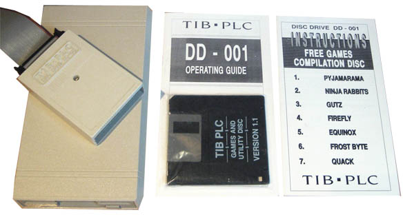 Ultimate Drive - DD-001 - pack