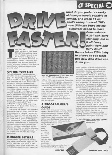 review de la Ultimate drive