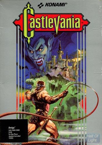 CastleVania - Amiga