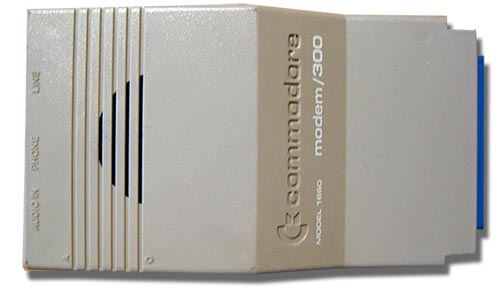 Commodore Modem 300