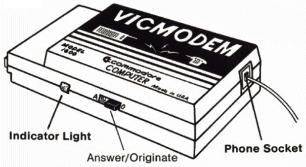 Conectividad del VicModem