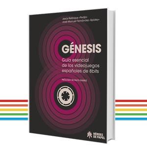Libro-Génesis-Guía-videojuegos-8bits