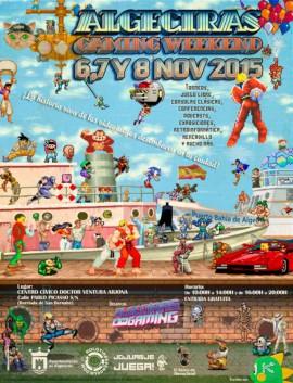 Algeciras Gaming Weekend 2015