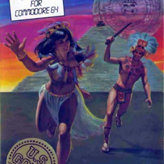 Aztec Challenge – Commodore 64