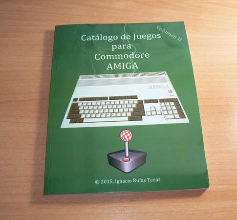 Catálogo juegos Amiga volumen II