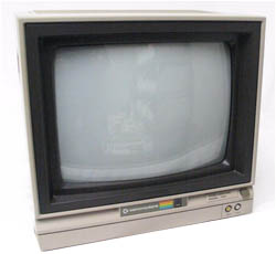 Monitor Commodore 1071