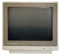 Monitor Commodore 1407