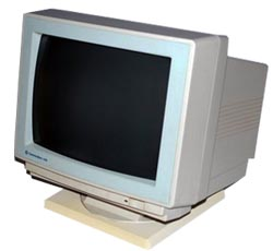 Monitor Commodore 1936