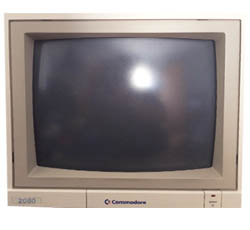 Monitor Commodore 2080