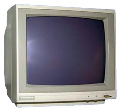 Monitor Commodore 76BM13